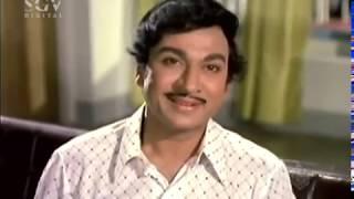 Professor Dr Rajkumar advice to Students - Kannada Best Scene of Dr Rajkumar