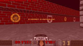Doom 2 Map 32 NM100 in 0:23
