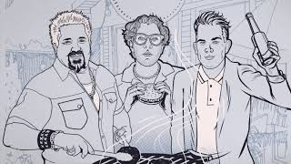 American Authors (feat. Mark McGrath of Sugar Ray and Guy Fieri) - Nice and Easy (Official Audio)