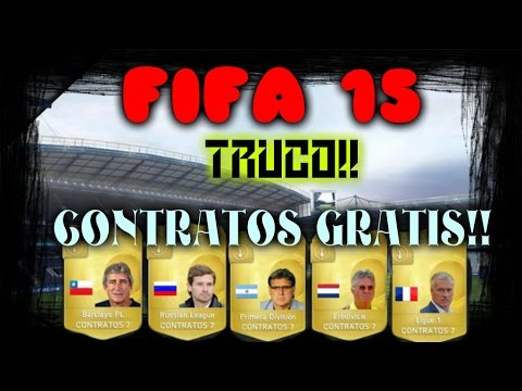 FIFA 15 | TRUCO CONTRATOS GRATIS | ULTIMATE TEAM | ErnesInGame