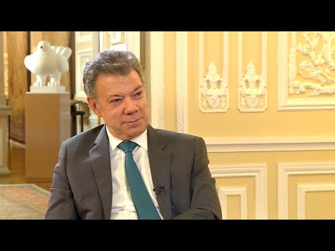 'No regrets' on FARC peace deal, says Colombia's Santos