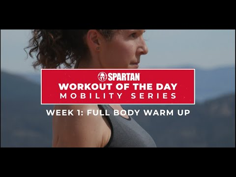 Full Body Warm-up Stretches: 7 Point Stretch and Inchworm| Spartan