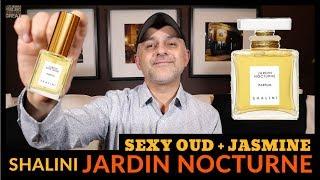 Shalini Jardin Nocturne Fragrance Review - Sexy, Musky Jasmine + Oud?