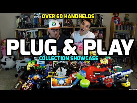 EPIC Plug & Play Collection - OVER 60 HANDHELDS!