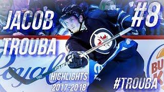 JACOB TROUBA HIGHLIGHTS 17-18 [HD]