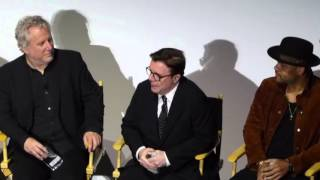 "Nathan Lane, Connie Britton discuss ""People vs. O.J. Simpson"""