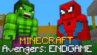 ROBIMY NOWE STROJE SUEPRBOHATERÓW Z AVENGERS: ENDGAME - Minecraft: Przygody z Flotharem #19