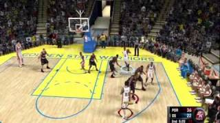 NBA 2K11 ONLINE LEAGUE: 2KBBALL1(PS3)