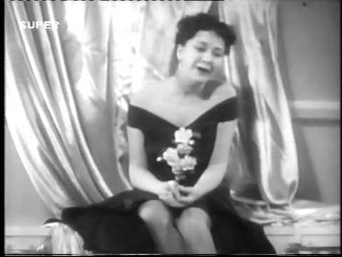 Helen Morgan, 1929.