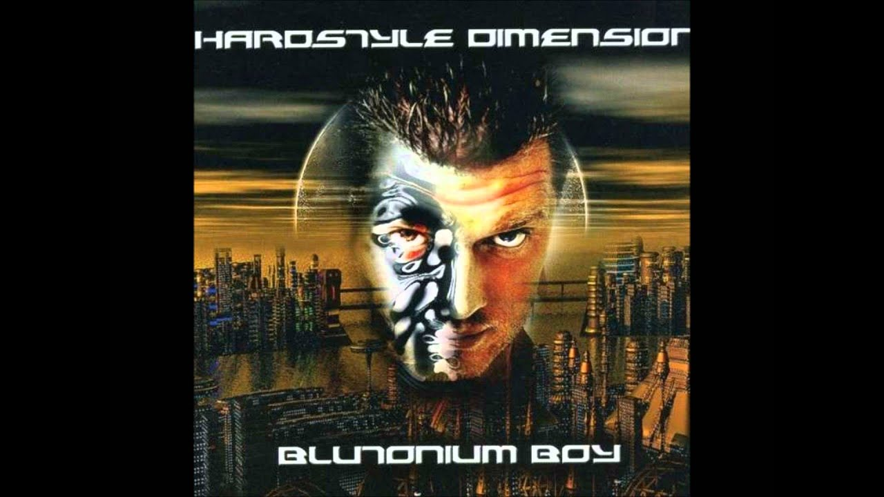 Blutonium Boy - Hardstyle Instructor