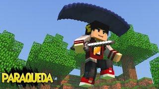 Minecraft: SKY WARS PARAQUEDAS - QUE GANHE O MAIS RÁPIDO! ‹ AM3NIC ›