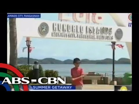 TV Patrol North Central Luzon - Bolo Beach sa Alaminos City