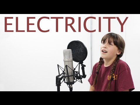 Madeline Haynes performing 'Electricity' (Billy Elliot the Musical)