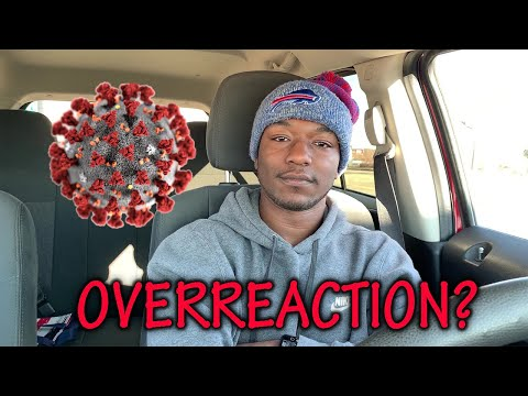 Coronavirus...Over-reaction, From YouTubeVideos