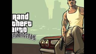 GTA San Andreas for BlackBerry Passport