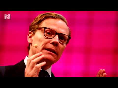 Cambridge Analytica CEO brags about Trump campaign