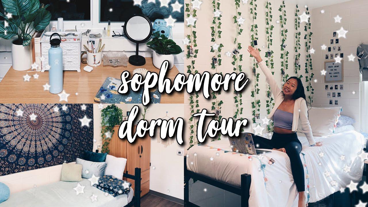 College Dorm Tour 2019 San Diego State University Youtube