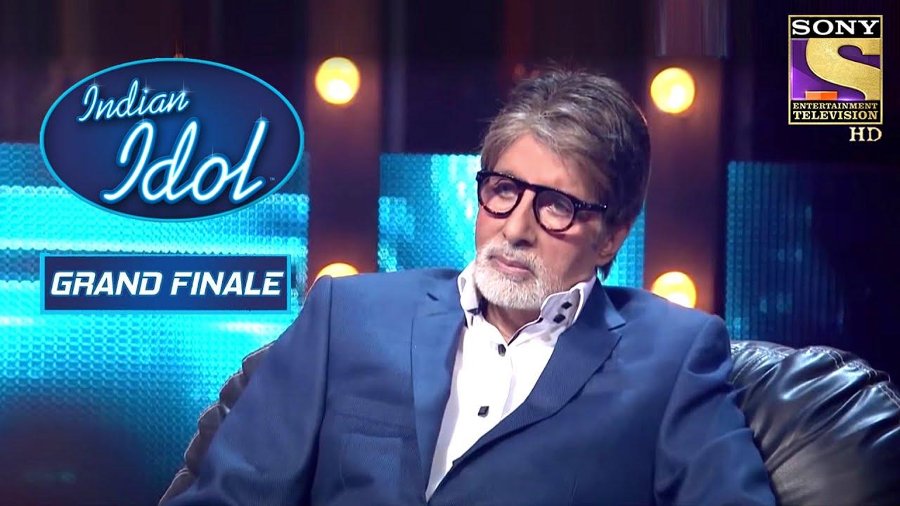 Download Junior Idols ने किया Amitabh जी को Songs Dedicate!   Indian Idol Season 8   Grand Finale