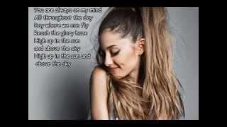 Ariana Grande All my love Lyrics
