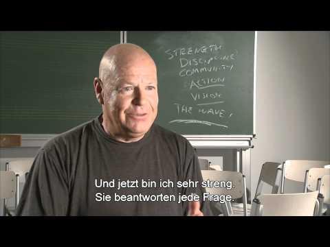 DIE WELLE| Interview: Ron Jones (Original Lehrer) eng / ger sub