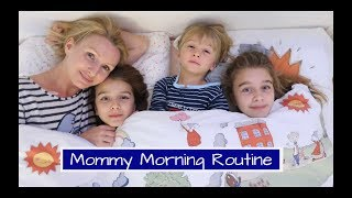 MOMMY MORNING ROUTINE  |  FamilyBeautyBox