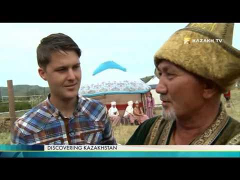 """""""Discovering Kazakhstan"""" #19 (30.10.2016) - Kazakh TV"""