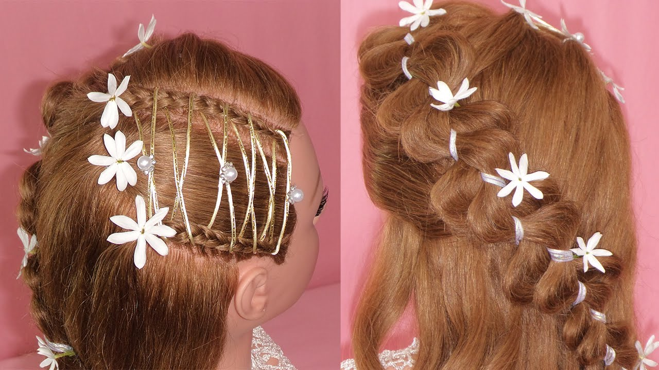 Maravillosa  Peinados De Semirecogido #1: Maxresdefault.jpg