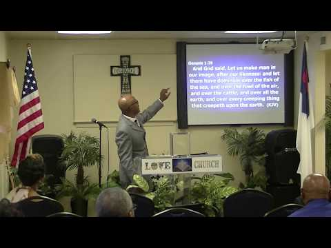"Love Church | ""Intelligent Beings with Outstanding Lives"" - June 11, 2017"