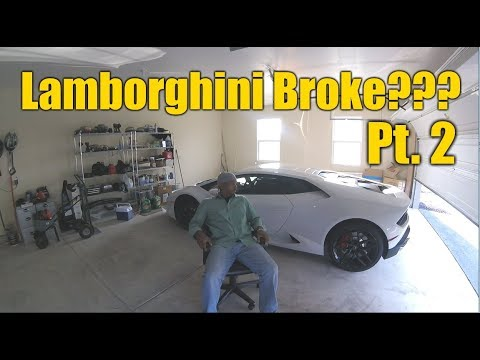Over $500,000 in Debt with a Lamborghini??? Pt. 2 Explained...