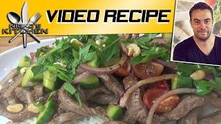 Thai Beef Stir Fry - Nicko's Kitchen