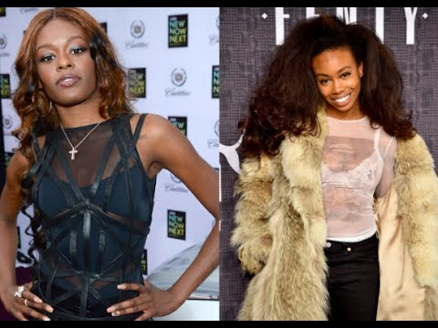 Azealia Banks Suggests that SZA Stole her Style and says 'They Keep Tryna RECREATE ME'