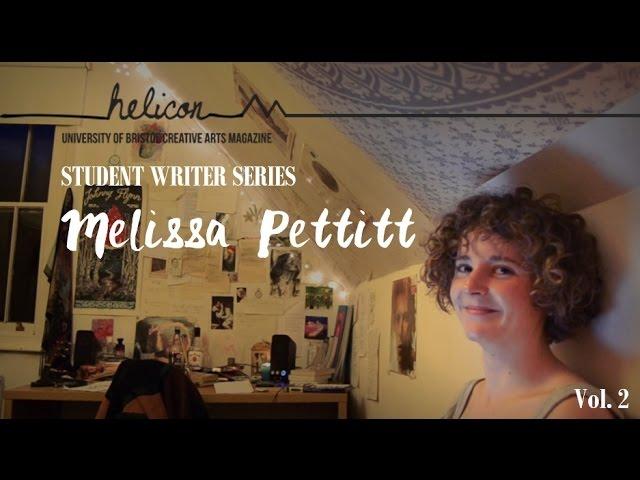 Helicon | Student Writer Series | Melissa Pettitt