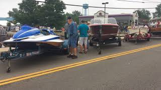 20th Annual Indian Lake ACBS Vintage Boat & Auto Show