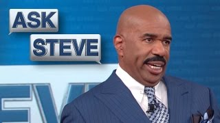 Ask Steve: Get rid of the other girl || STEVE HARVEY