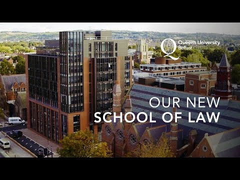 Drone Video of Our New School of Law