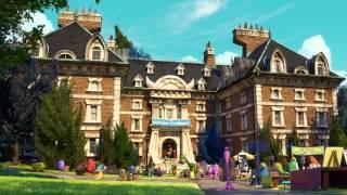 Universidade Monstros: Novo Trailer