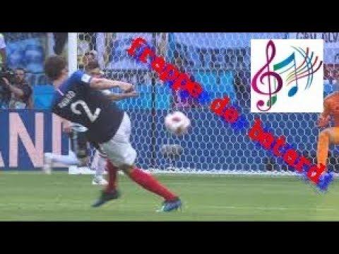Chanson de benjamin pavard coupe du monde 2018 youtube - Musique de coupe du monde ...
