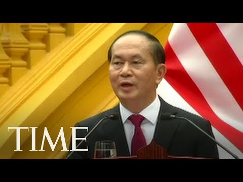 Vietnam's President Tran Dai Quang Is Dead At 61 Following A Serious Illness | TIME