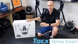 tACX Vortex Smart Trainer - Unboxing, Building, Ride Review