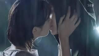 Lee Jong and Suzy Kiss While you were sleeping Ep 19, 20