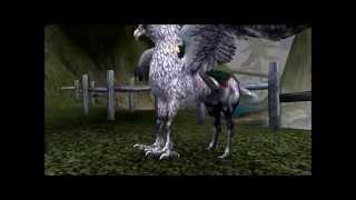 Harry Potter and the Prisoner of Azkaban PC 100% Walkthrough - Part 5: Hippogriff Flying
