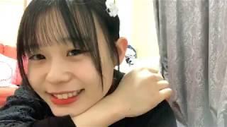 프로듀스48에 출연했던 무라카와 비비안(村川 緋杏)의 2019년 2월 19일...