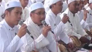 Qomarun, Thola'al Badr Versi Gus Shofa Ahbabul Musthofa Manba'ul Ulum Bersholawat