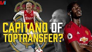 Toekomst Van De Beek: Captain Bij Ajax Of Goedkope Pogba in Madrid?