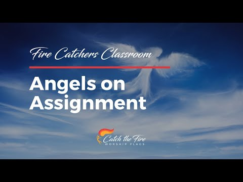 2018-04-21 Fire Catchers Classroom - Angels on Assignment