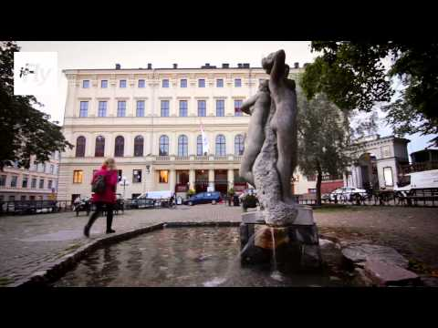 iFlyTV: Little Secrets of Stockholm