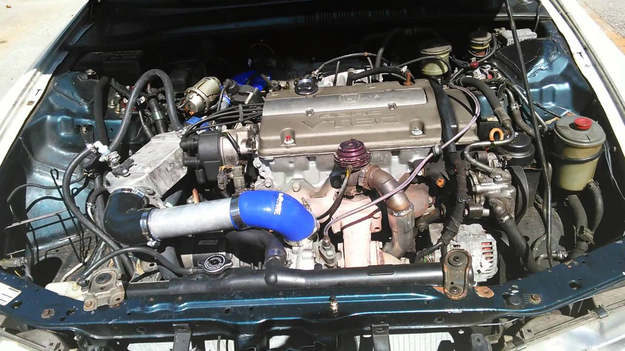 H22 Turbo Prelude Obd2 Obd1 Distributor Problem Youtube B18 Motor Wiring Diagrams