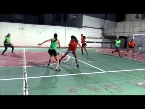 Futebol da Segunda - Pelada Feminina