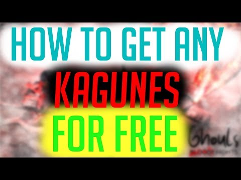 NEW CODE] HOW TO GET ANY KAGUNES FOR FREE IN GHOULS:BLOODY NIGHTS