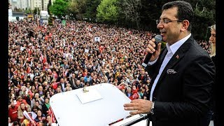 Ekrem İmamoğlu, Beylikdüzü belediye başkanlığı görevini devretti